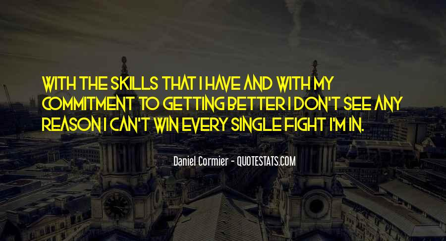 Quotes About Winning The Fight #95657