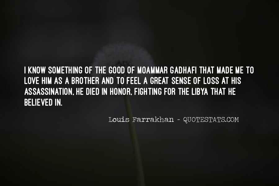Moammar Quotes #1649421