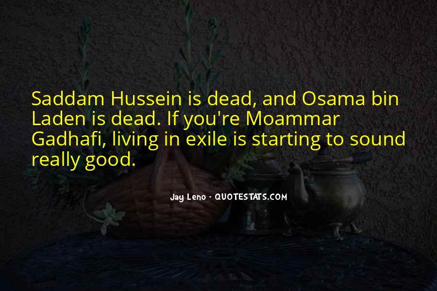 Moammar Quotes #729614