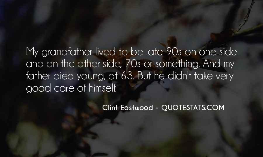 Quotes About My Late Father #1797376