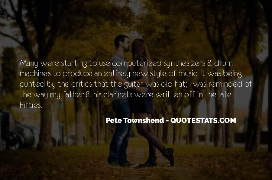 Quotes About My Late Father #911246