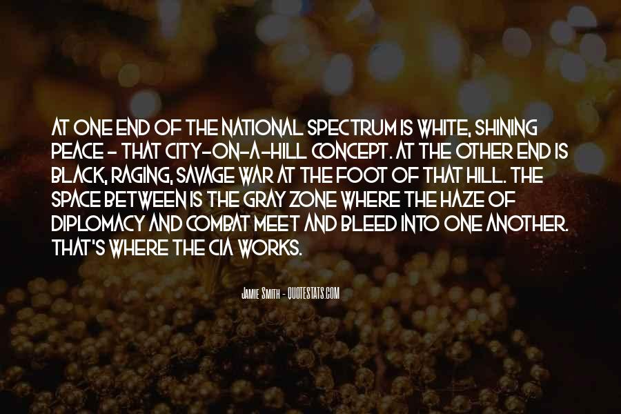 Quotes About War Zone #1496687
