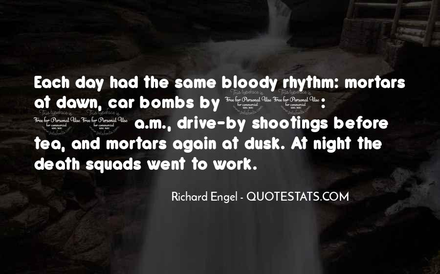 Quotes About War Zone #962293
