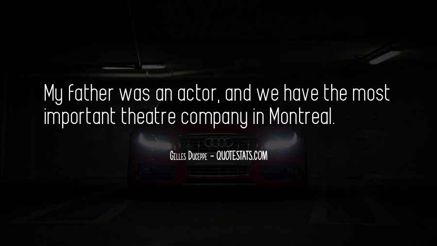 Montreal's Quotes #1012913
