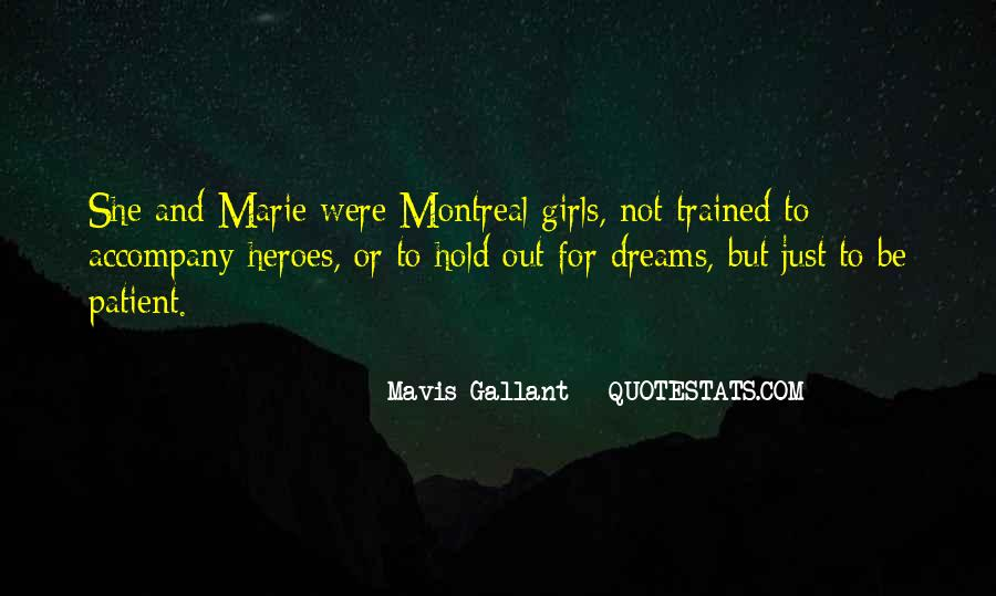 Montreal's Quotes #1442350