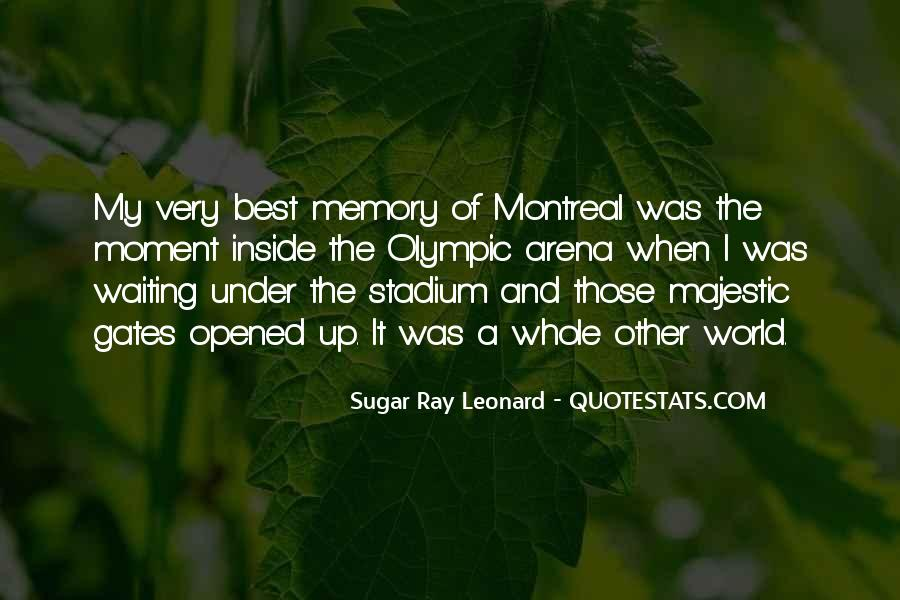 Montreal's Quotes #1447327