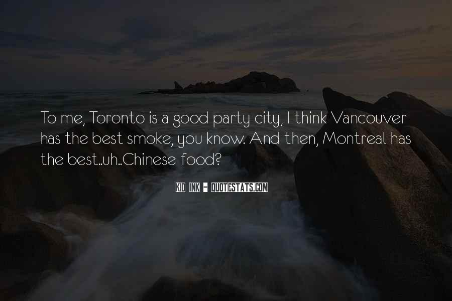 Montreal's Quotes #1743911