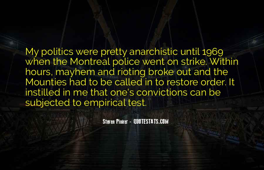 Montreal's Quotes #1827050