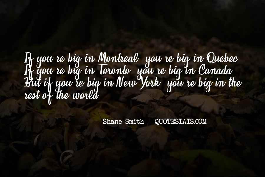 Montreal's Quotes #184027