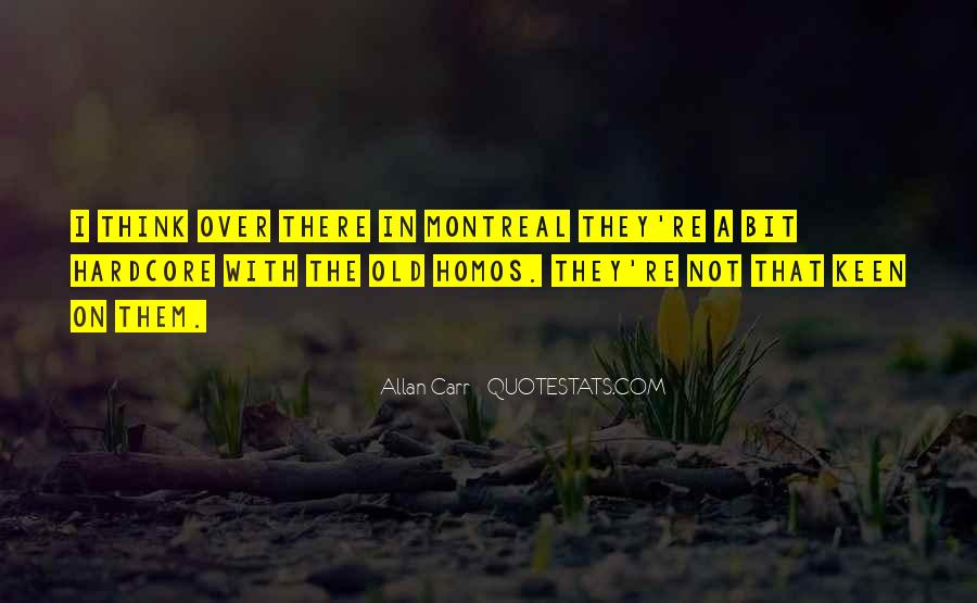 Montreal's Quotes #722726