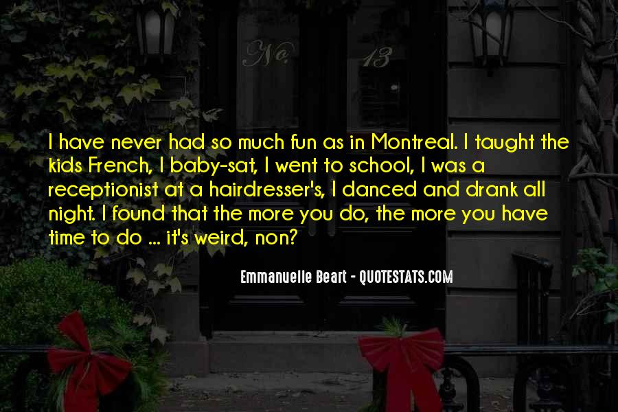 Montreal's Quotes #778784