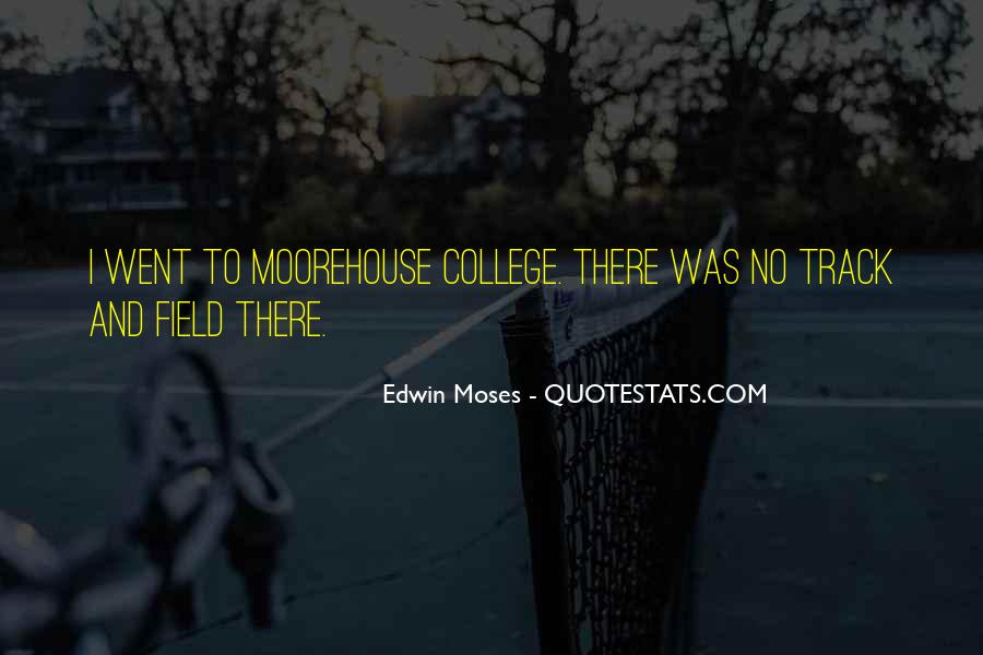 Moorehouse Quotes #893392