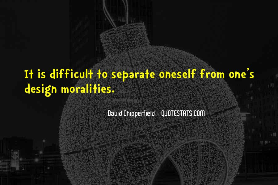 Moralities Quotes #971646