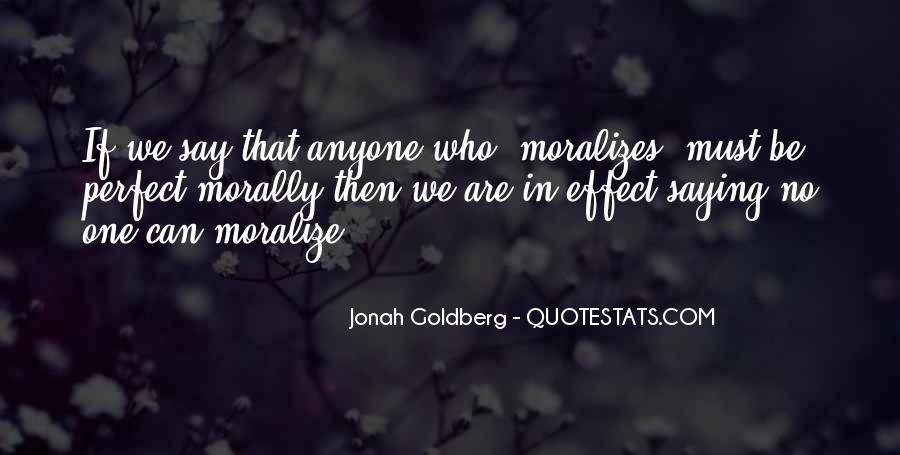 Moralizes Quotes #1474012