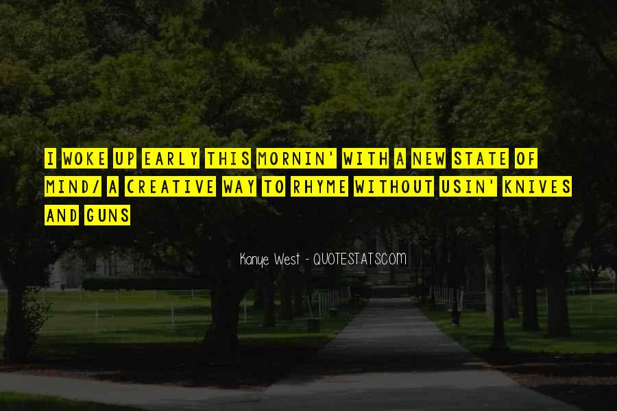 Mornin Quotes #462081