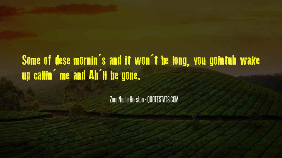 Mornin Quotes #972799