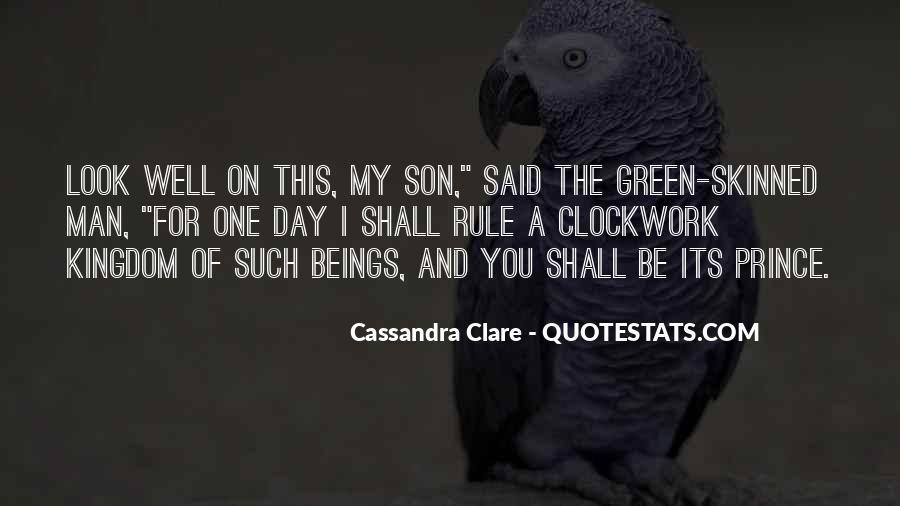 Mortmain's Quotes #1818702