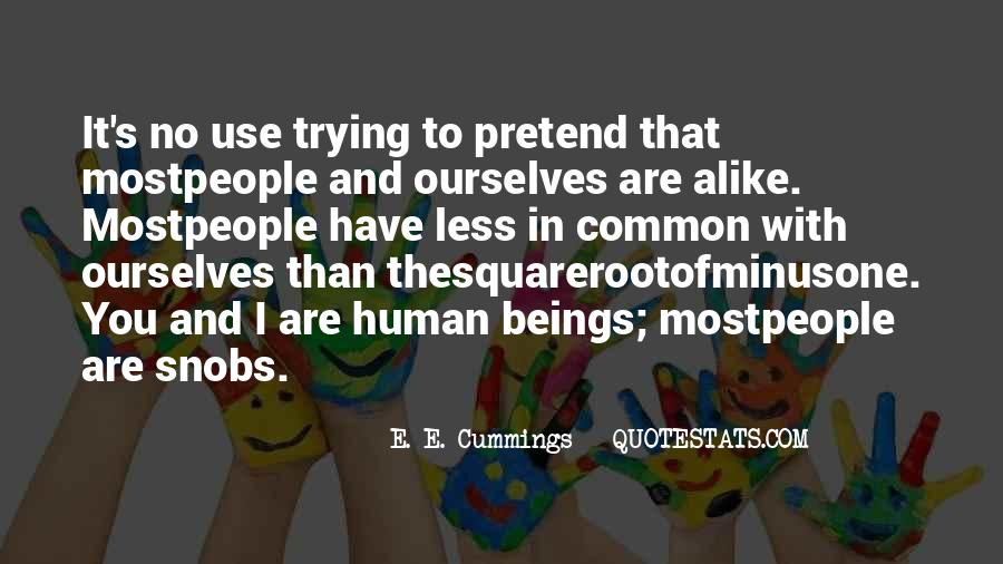 Mostpeople Quotes #1860752
