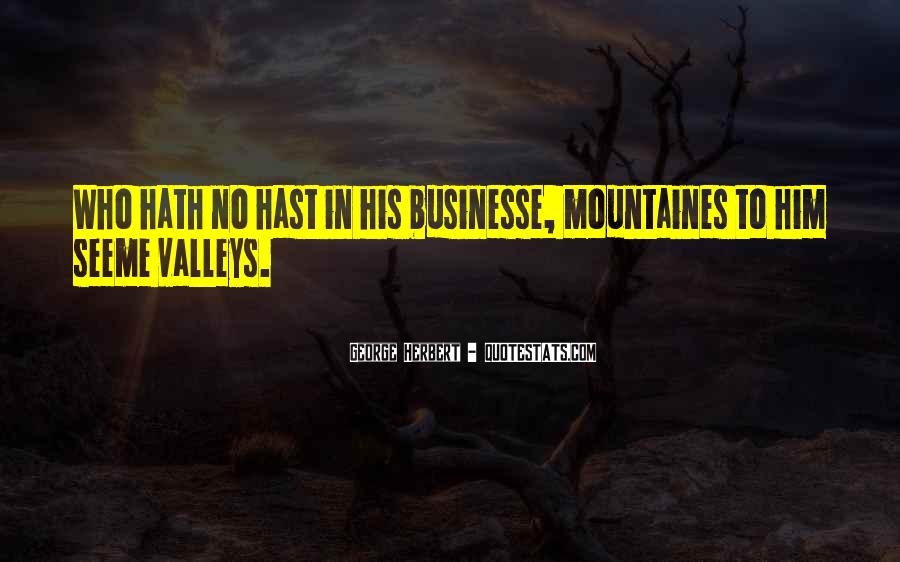 Mountaines Quotes #333174