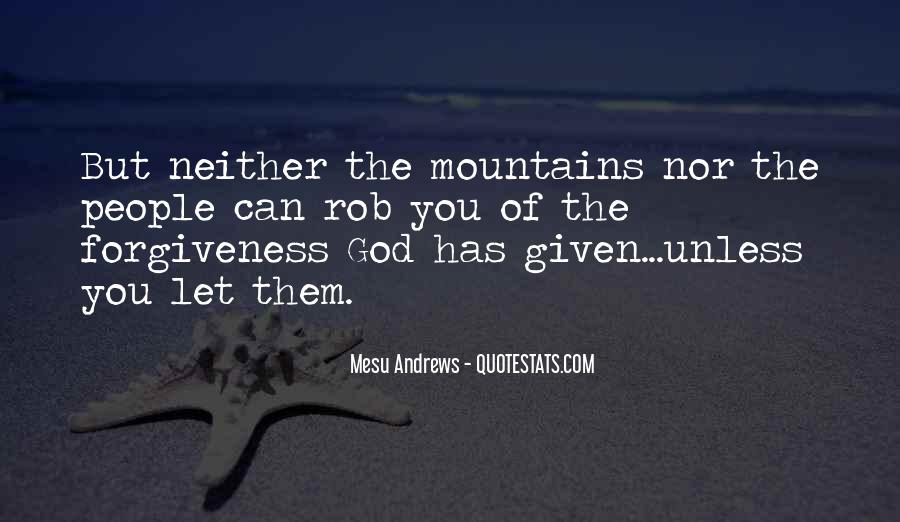 Mountainth Quotes #1156489