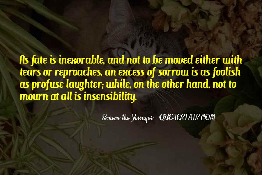 Mourn'd Quotes #12691