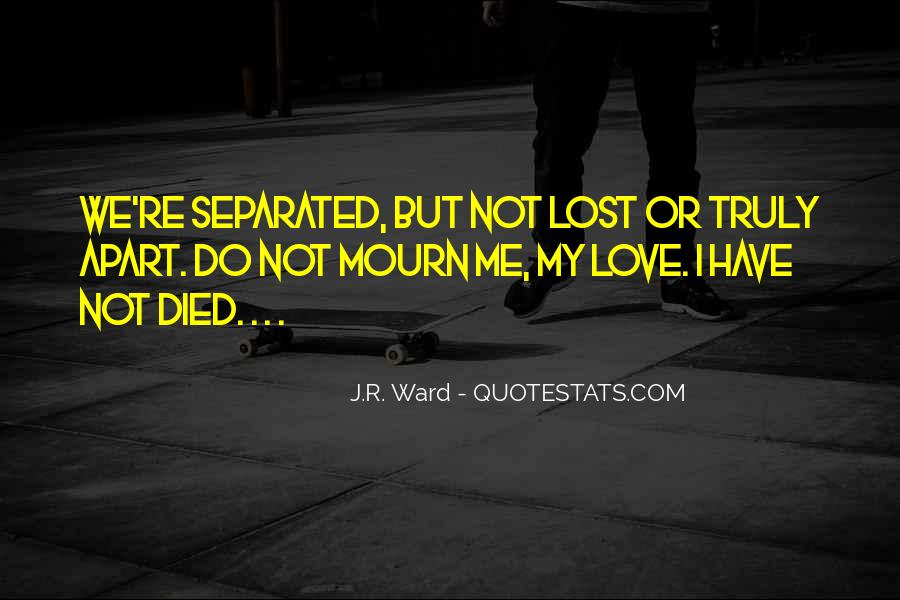 Mourn'd Quotes #156973
