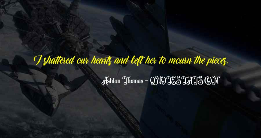 Mourn'd Quotes #161859