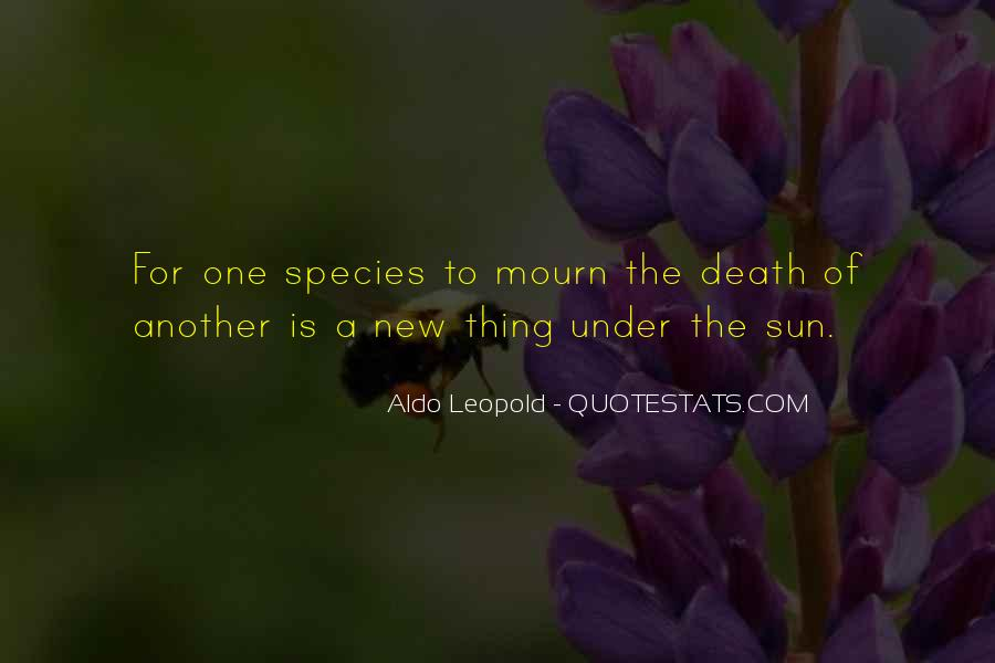 Mourn'd Quotes #369175
