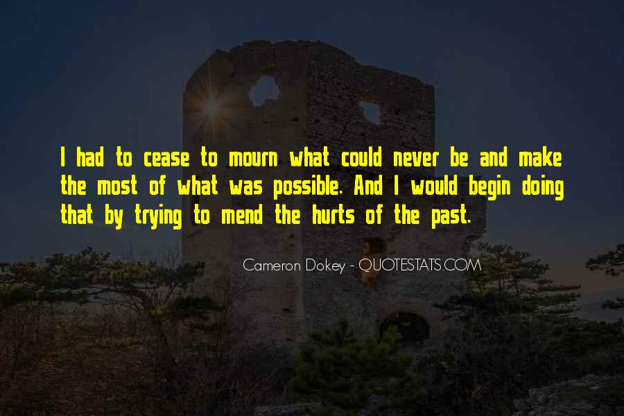 Mourn'd Quotes #373317
