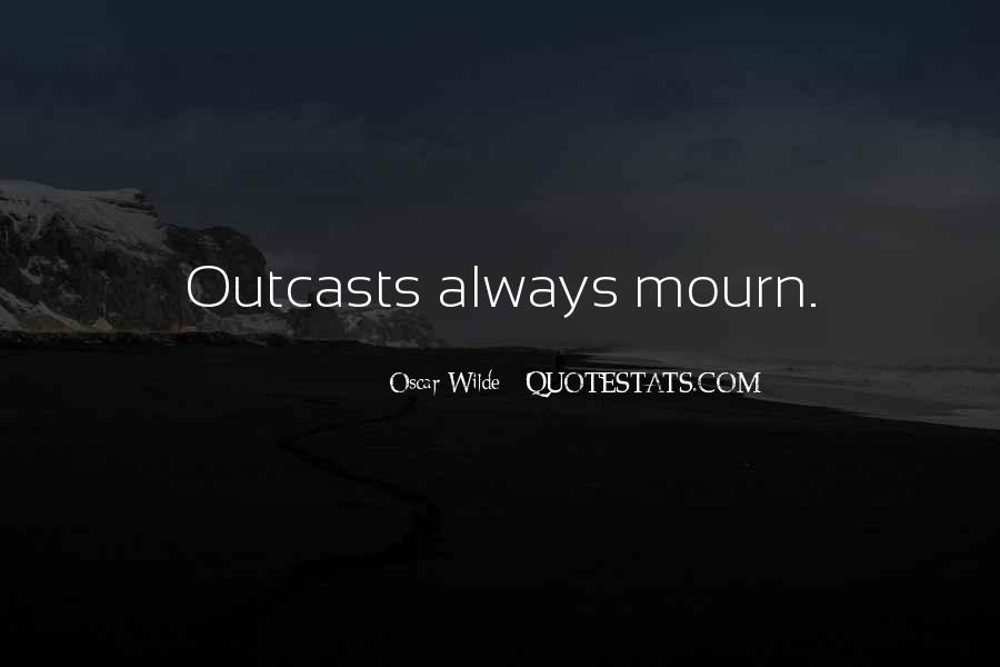 Mourn'd Quotes #39902