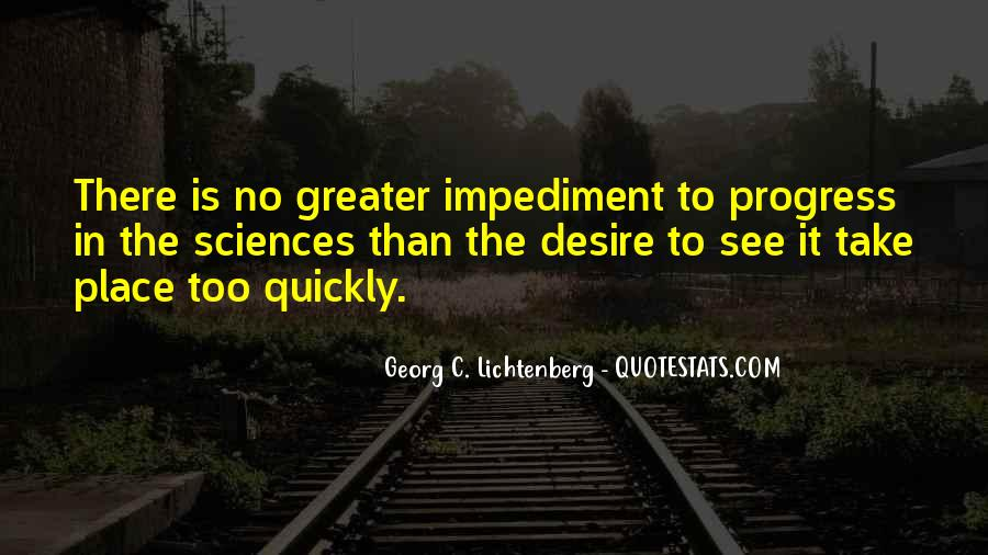 Quotes About Progress #11321