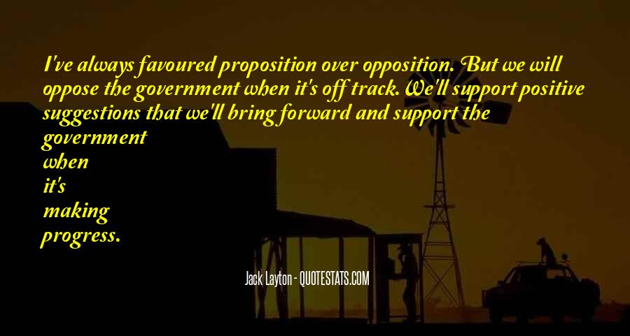 Quotes About Progress #12671
