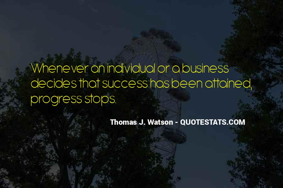 Quotes About Progress #13075