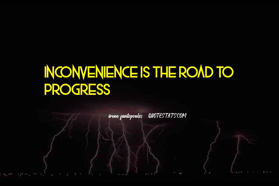 Quotes About Progress #1647