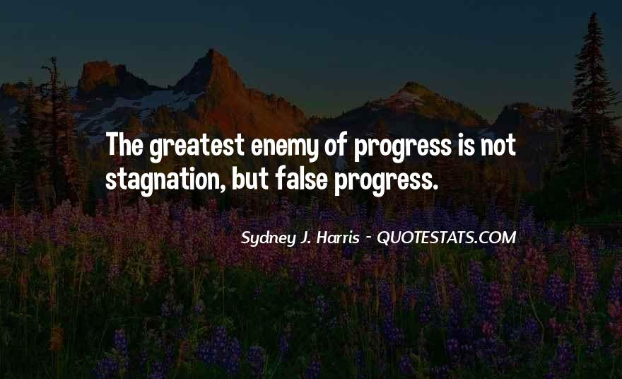 Quotes About Progress #2024