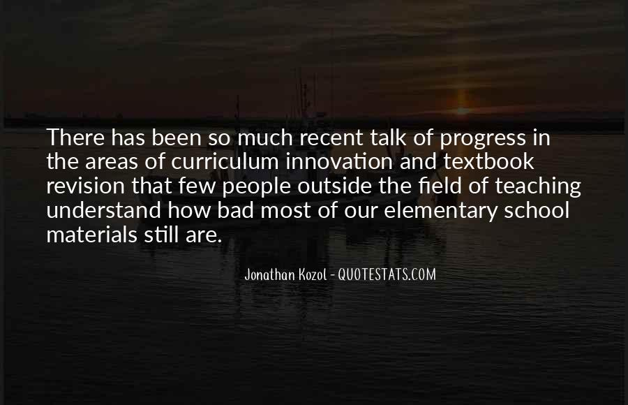 Quotes About Progress #26678