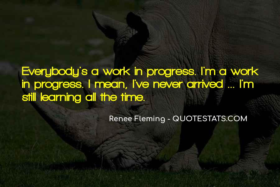 Quotes About Progress #28183