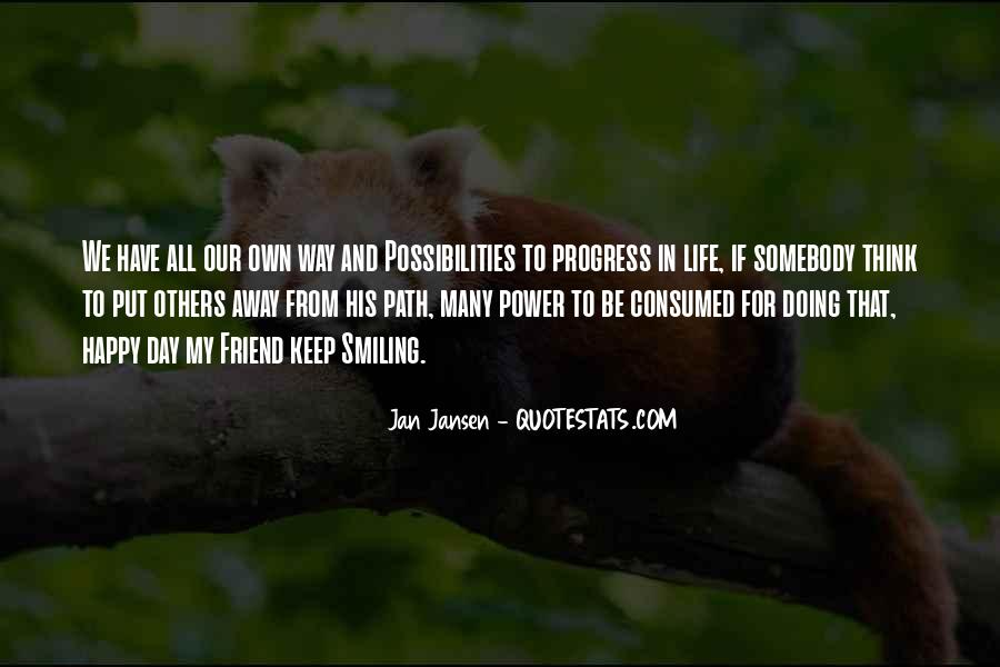 Quotes About Progress #36338