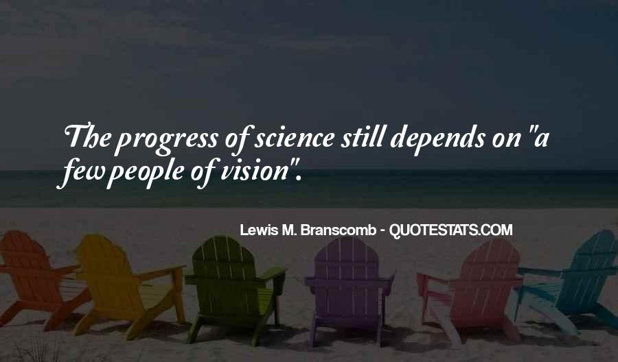 Quotes About Progress #4768