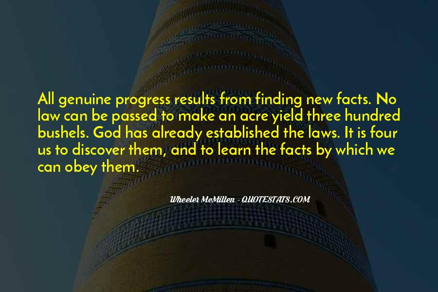 Quotes About Progress #50339