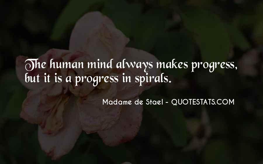 Quotes About Progress #5122