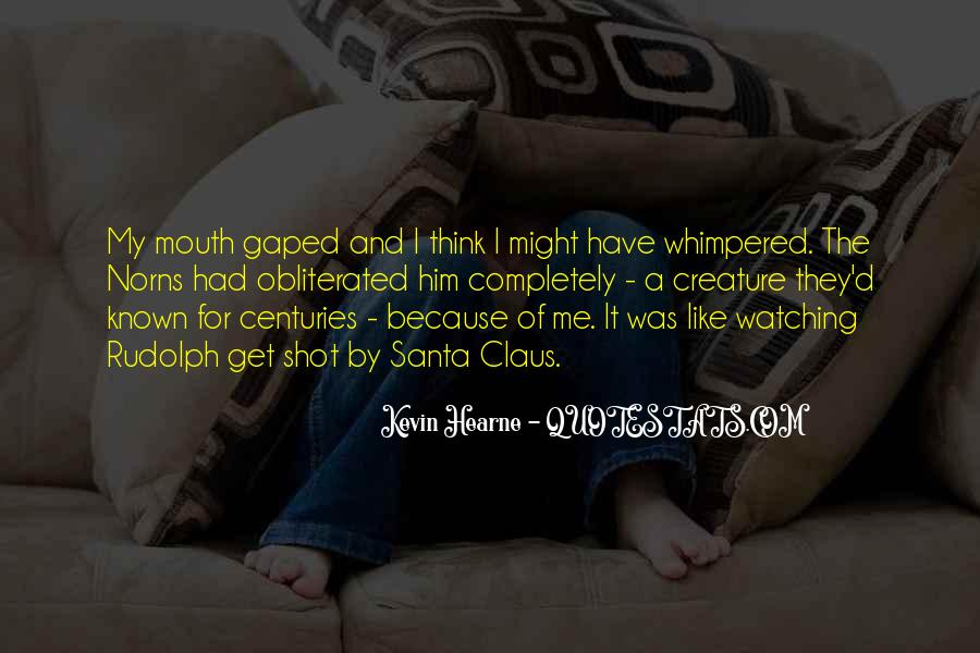 Mouth'd Quotes #200990