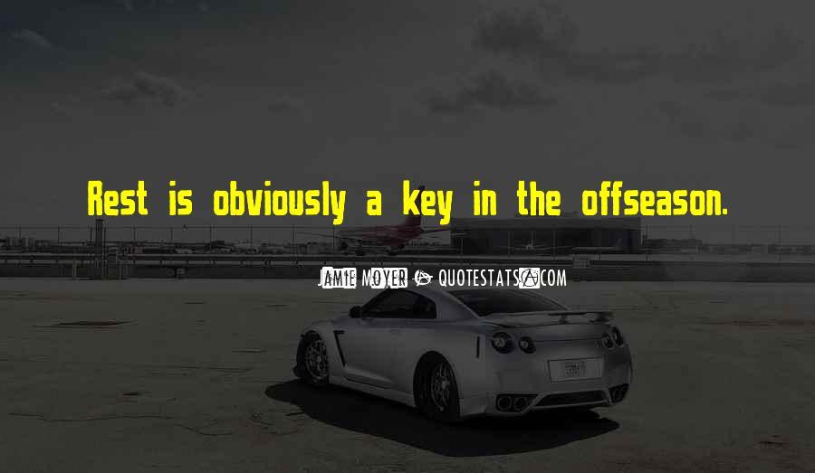 Moyer Quotes #1643406