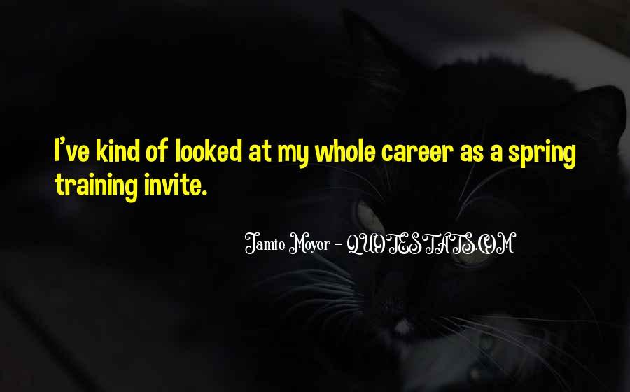 Moyer Quotes #398872