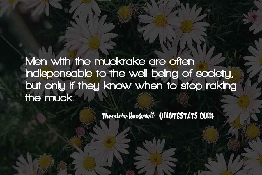 Muckrake Quotes #1535654
