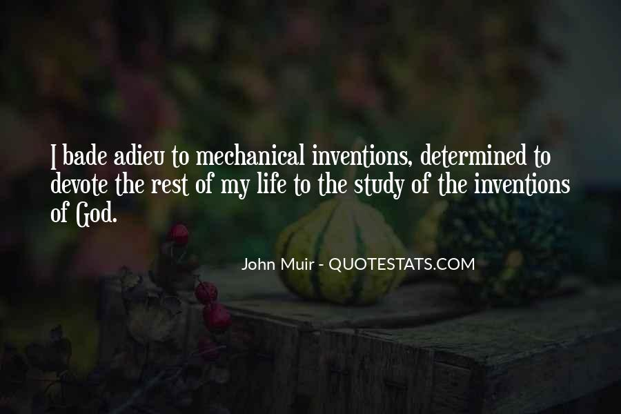 Muir's Quotes #101443