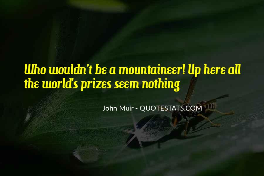 Muir's Quotes #1070128