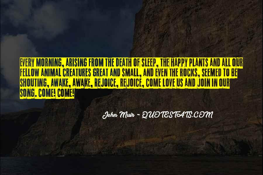 Muir's Quotes #109886