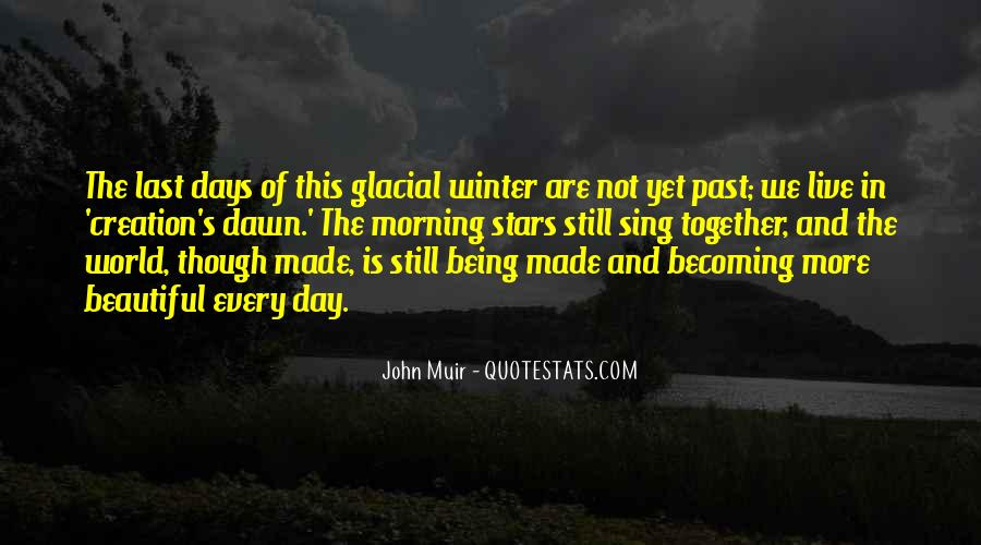 Muir's Quotes #1225206