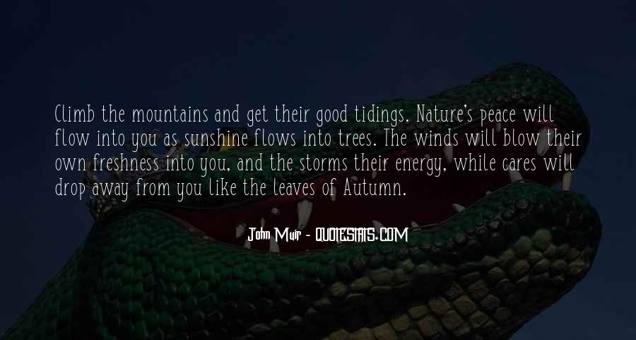 Muir's Quotes #1343817